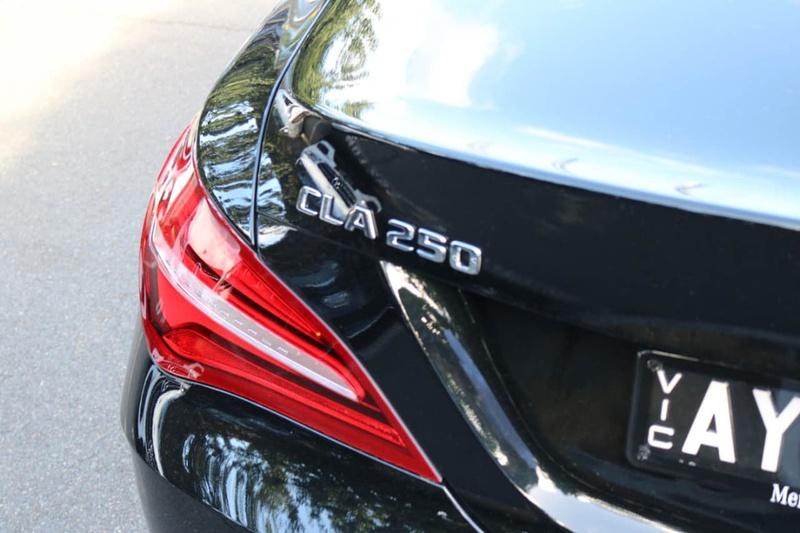MERCEDES-BENZ CLA250 Sport C117 Sport Coupe 4dr DCT 7sp 4MATIC 2.0T