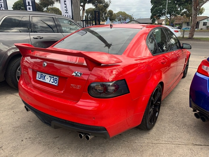 HOLDEN SPECIAL VEHICLES CLUBSPORT R8 E Series R8 Sedan 4dr Spts Auto 6sp 6.0i [Aug]