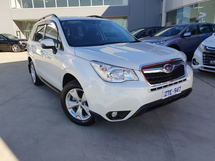 SUBARU FORESTER 2.5i-L S4 2.5i-L. Wagon 5dr Lineartronic 6sp AWD [MY13]