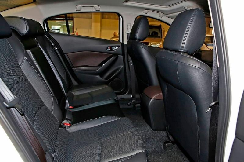 MAZDA 3 SP25 BN Series SP25 Astina Sedan 4dr SKYACTIV-Drive 6sp 2.5i (5yr warranty) [Aug]