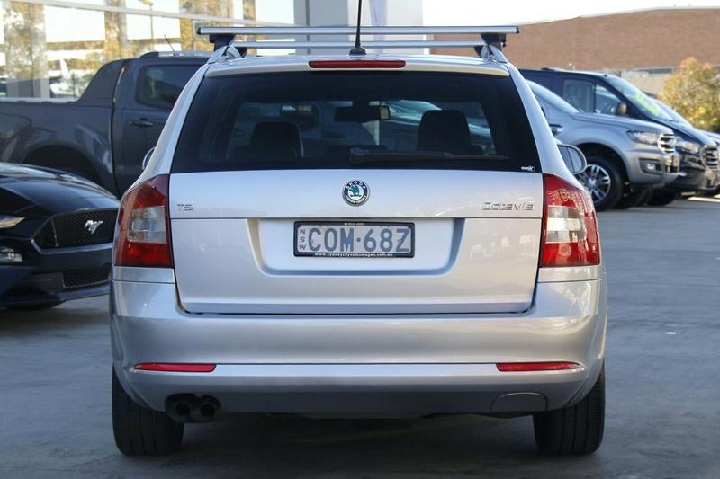 SKODA OCTAVIA 90TSI 1Z 90TSI Wagon 5dr DSG 7sp 1.4T [MY13]