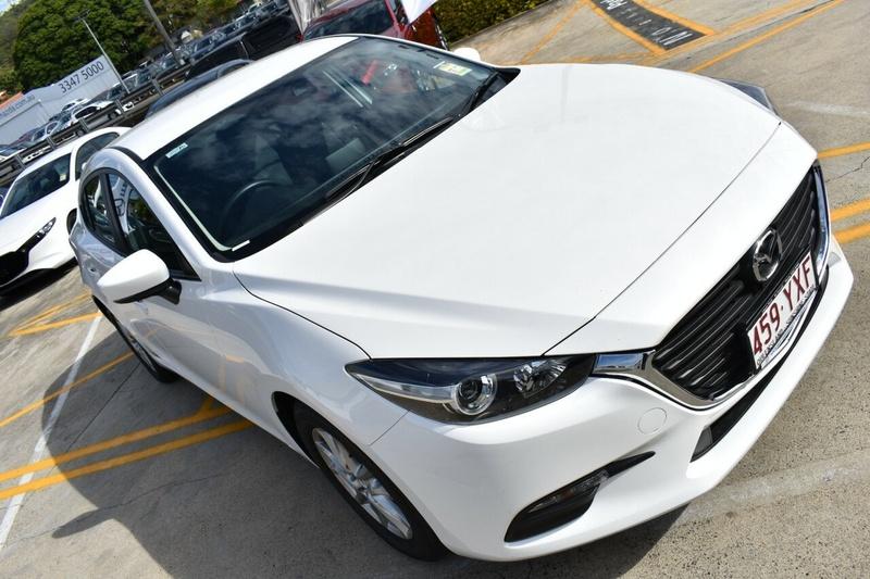 MAZDA 3 Neo BN Series Neo Sport Sedan 4dr SKYACTIV-MT 6sp 2.0i (5yr warranty) [Aug]