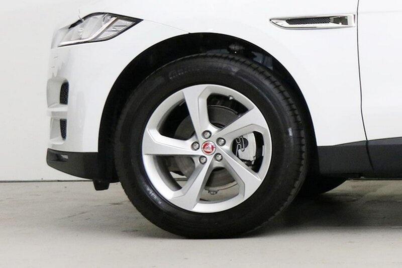 JAGUAR F-PACE 20d X761 20d Prestige Wagon 5dr Spts Auto 8sp 2.0DT [MY18]