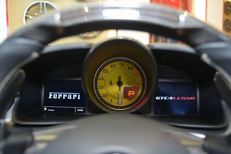 FERRARI GTC4LUSSO  F151 Shooting Brake 3dr DCT 7sp 4RM 6.3i