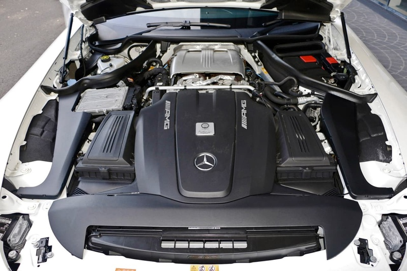 MERCEDES-BENZ AMG GT C R190 C Roadster 2dr SPEEDSHIFT DCT 7sp 4.0TT [Apr]