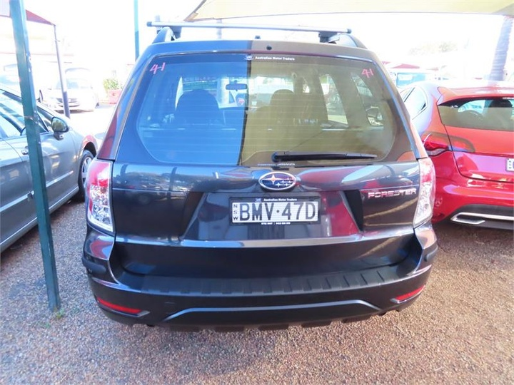 SUBARU FORESTER X S3 X Limited Edition. Wagon 5dr Auto 4sp AWD 2.5i [MY09]
