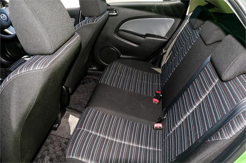 MAZDA 2 Maxx DE Series 1 Maxx Hatchback 5dr Auto 4sp 1.5i
