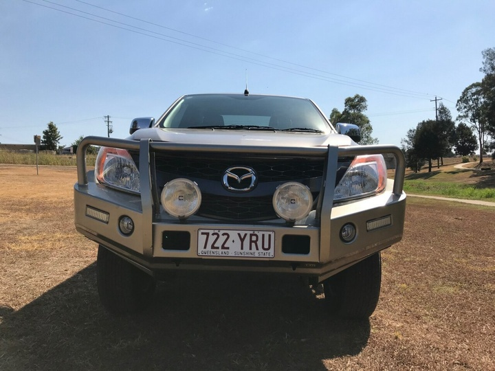 MAZDA BT-50 XTR UP XTR Utility Freestyle 4dr Spts Auto 6sp 4x4 3.2DT