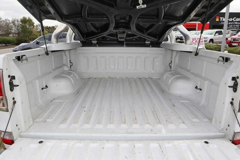 MAZDA BT-50 XTR UP XTR Utility Dual Cab 4dr Spts Auto 6sp 4x4 3.2DT