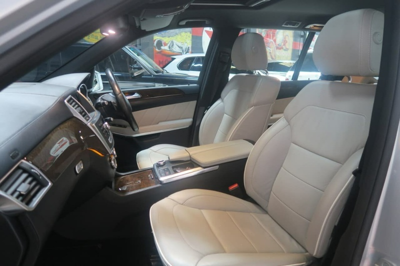 MERCEDES-BENZ GL350 BlueTEC X166 BlueTEC Wagon 7st 5dr 7G-TRONIC + 7sp 4x4 3.0DT