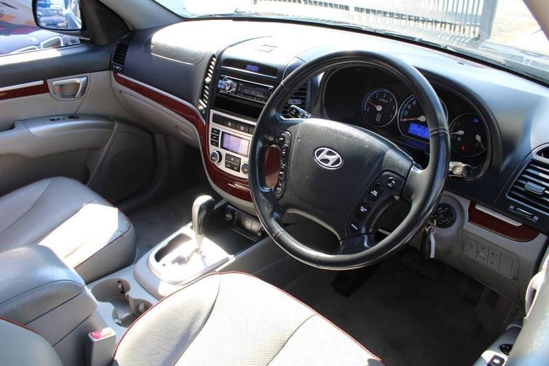 HYUNDAI SANTA FE Elite CM Elite Wagon 5dr Spts Auto 5sp 4x4 2.2DT [MY07]