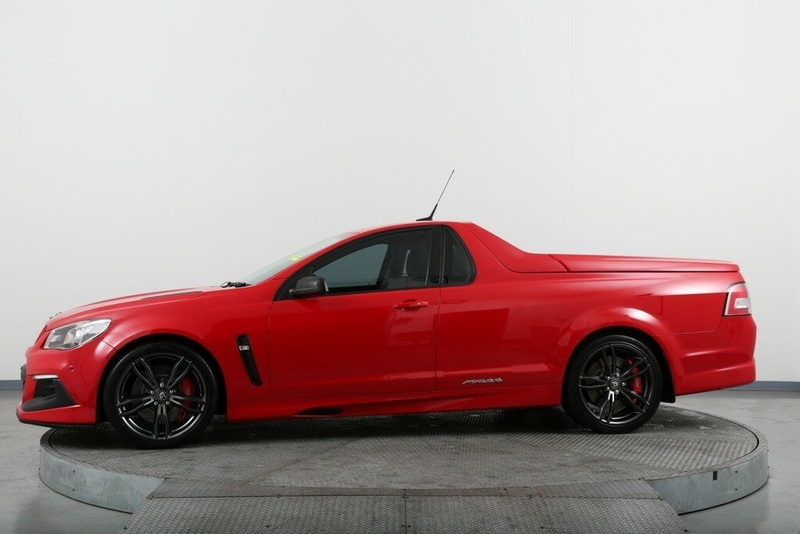 HOLDEN SPECIAL VEHICLES MALOO R8 GEN-F2 R8 LSA Utility Extended Cab 2dr Spts Auto 6sp 6.2SC [MY16]