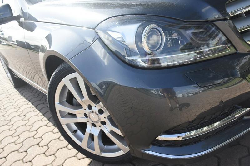 MERCEDES-BENZ C250 Elegance W204 Elegance Sedan 4dr 7G-TRONIC + 7sp 1.8T [MY13]