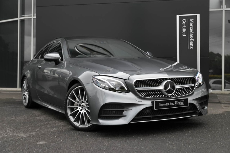 MERCEDES-BENZ E400  C238 Coupe 2dr 9G-TRONIC PLUS 9sp 4MATIC 3.0TT