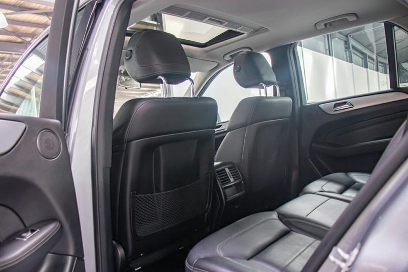 MERCEDES-BENZ  BlueTEC W166 BlueTEC Wagon 5dr 7G-TRONIC + 7sp 4x4 2.1DT [Mar]