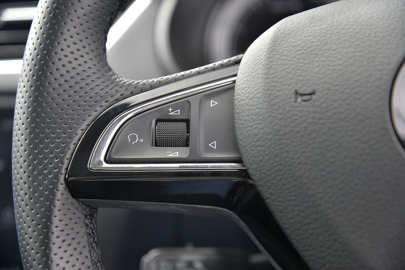 SKODA OCTAVIA Sport NE Sport 110TSI Wagon 5dr DSG 7sp 1.4T [MY18]