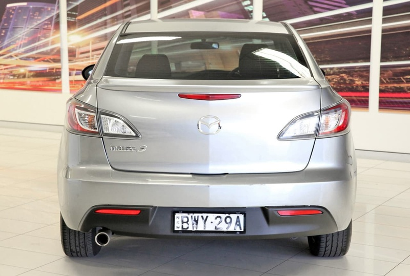 MAZDA 3 Maxx BL Series 1 Maxx Sport Hatchback 5dr Activematic 5sp 2.0i [MY10]