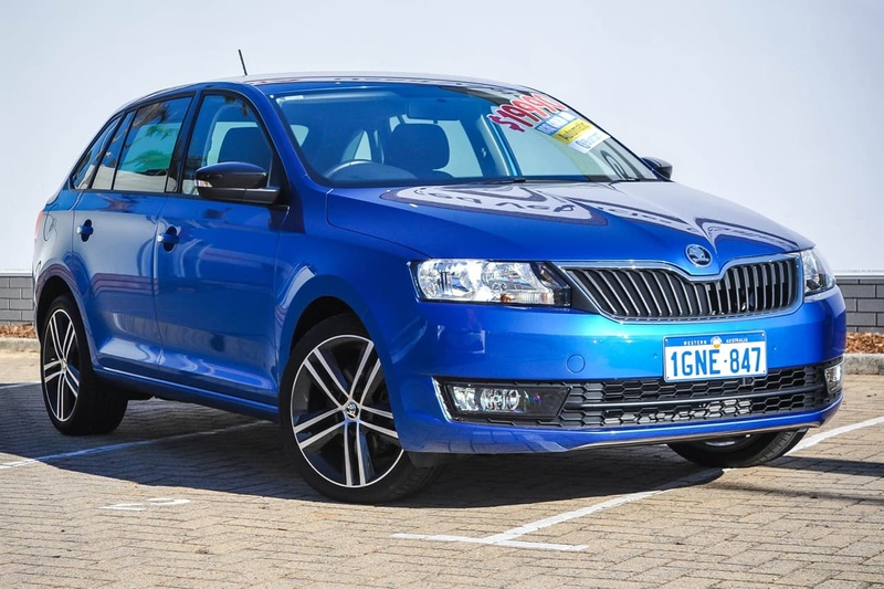 SKODA RAPID  NH Spaceback 5dr DSG 7sp 1.4T [MY18]