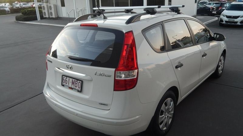 HYUNDAI I30 SX FD SX cw Wagon 5dr Auto 4sp 2.0i [MY11]
