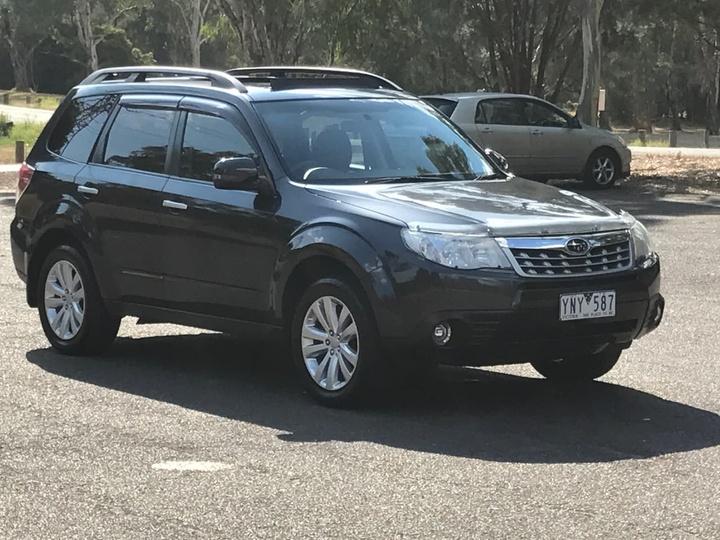 SUBARU FORESTER XS S3 XS Premium. Wagon 5dr Spts Auto 4sp AWD 2.5i [MY11]