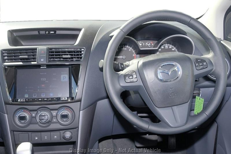 MAZDA BT-50 XTR UR XTR Utility Dual Cab 4dr Spts Auto 6sp 4x4 3.2DT (5yr warranty) [Aug]
