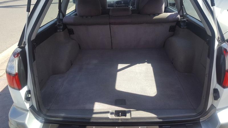SUBARU OUTBACK  2GEN. Wagon 5dr Auto 4sp AWD 2.5i [MY01]