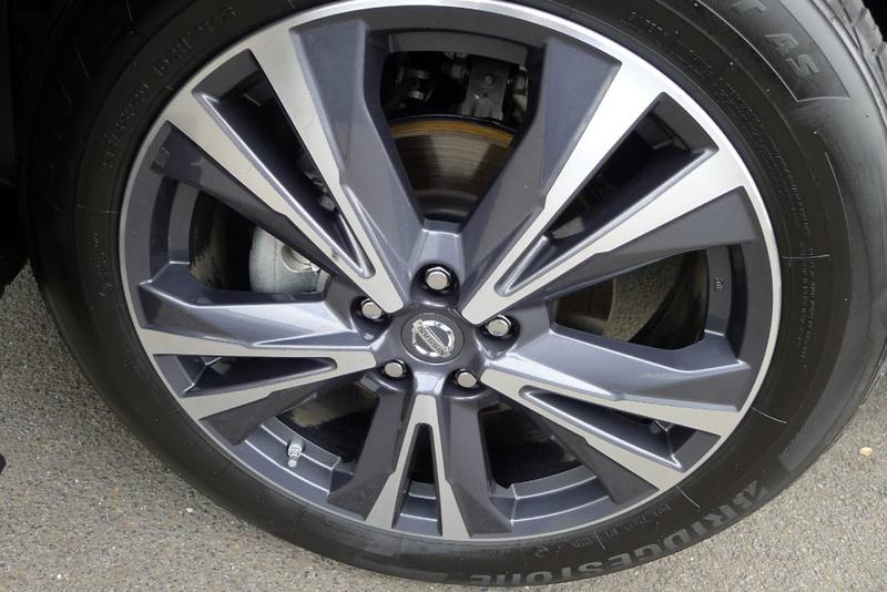 NISSAN PATHFINDER Ti R52 Series II Ti Wagon 7st 5dr X-tronic 1sp 4WD 3.5i [MY17]