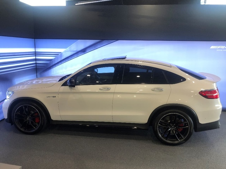 MERCEDES-BENZ GLC63 AMG C253 AMG S Coupe 5dr SPEEDSHIFT MCT 9sp 4MATIC+ 4.0TT [Jun]