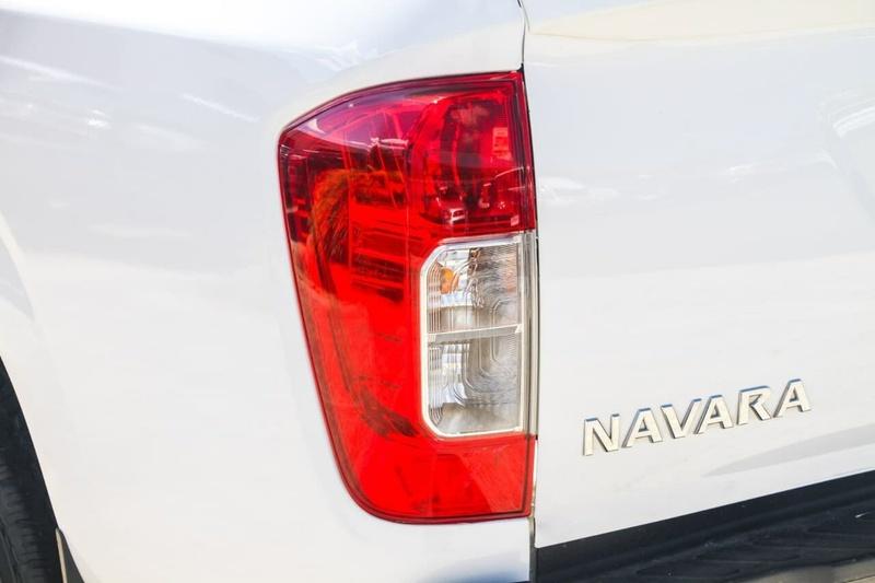 NISSAN NAVARA RX D23 Series 2 RX Utility Dual Cab 4dr Spts Auto 7sp 4x4 2.3DT [Sep]