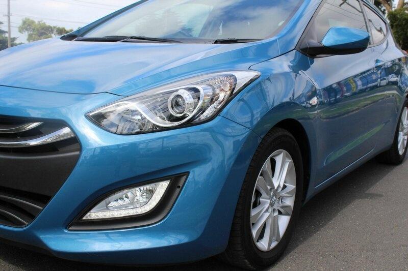 HYUNDAI I30 SE GD SE Coupe 3dr Spts Auto 6sp 1.6i