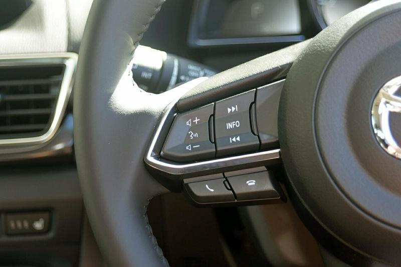 MAZDA 3 SP25 BN Series SP25 GT Hatchback 5dr SKYACTIV-Drive 6sp 2.5i (5yr warranty) [Aug]