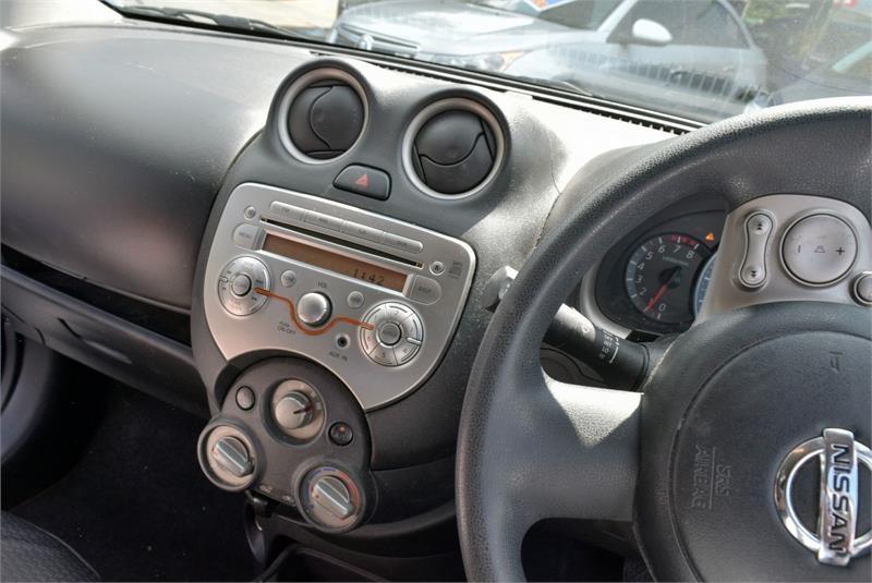 NISSAN MICRA ST-L K13 ST-L Hatchback 5dr Auto 4sp 1.2i [MY13]
