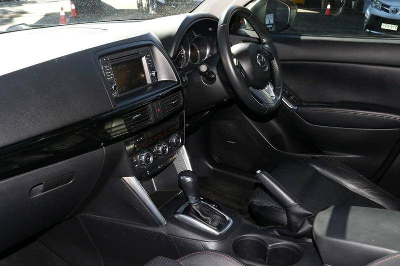 MAZDA CX-5 Grand Touring KE Series Grand Touring Wagon 5dr SKYACTIV-Drive 6sp AWD 2.2DTT