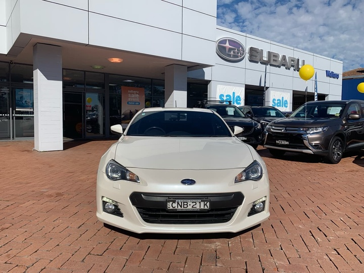 SUBARU BRZ  Z1. Coupe 2dr Man 6sp 2.0i [MY13]