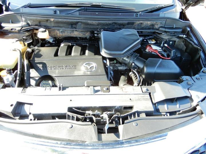 MAZDA CX-9 Luxury TB Series 4 Luxury Wagon 7st 5dr Spts Auto 6sp 4WD 3.7i (+Sat Nav) [MY11]