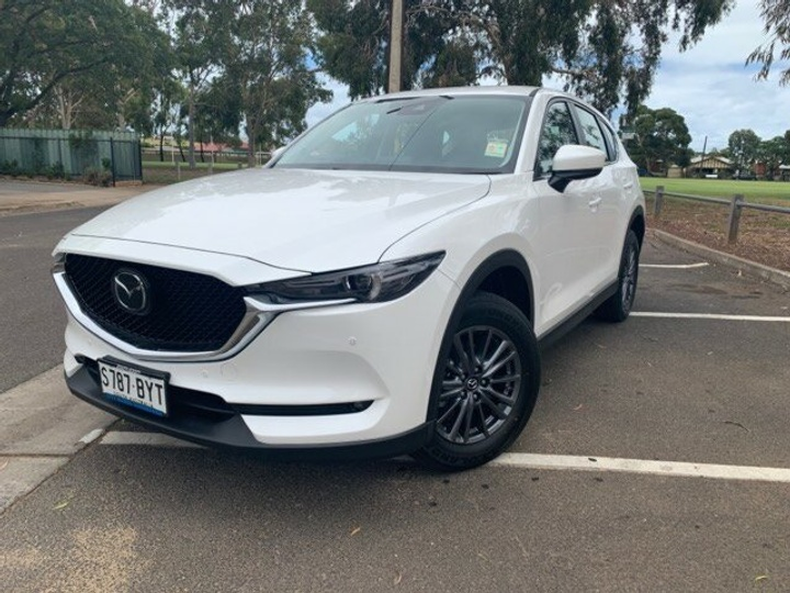 MAZDA CX-5 Touring KF Series Touring Wagon 5dr SKYACTIV-Drive 6sp i-ACTIV AWD 2.5i (5yr warranty) [Aug]