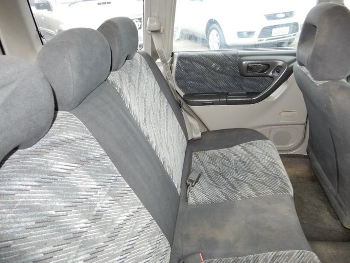 SUBARU FORESTER GX 79V GX. Wagon 5dr Auto 4sp AWD 2.0i [MY01]