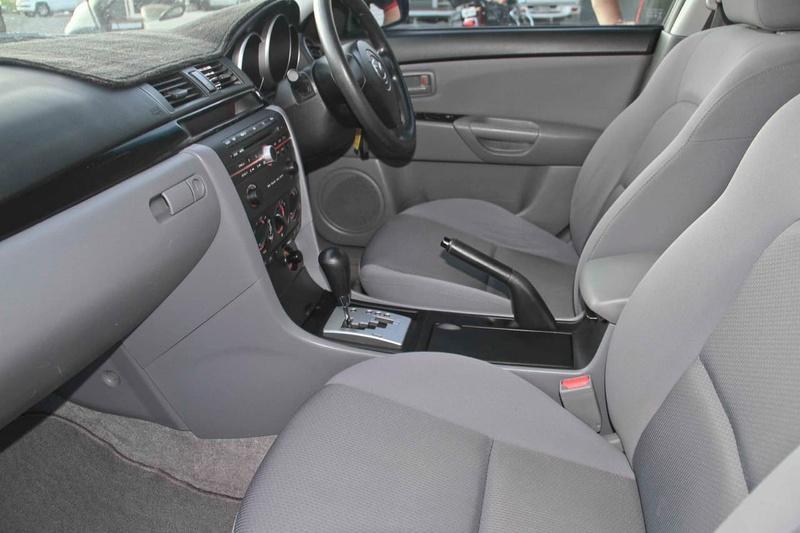 MAZDA 3 Neo BK Series 2 Neo Sedan 4dr Spts Auto 4sp 2.0i [Jul]