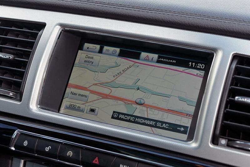 JAGUAR XF Luxury X250 Luxury Sedan 4dr Spts Auto 8sp 3.0SC [MY14]