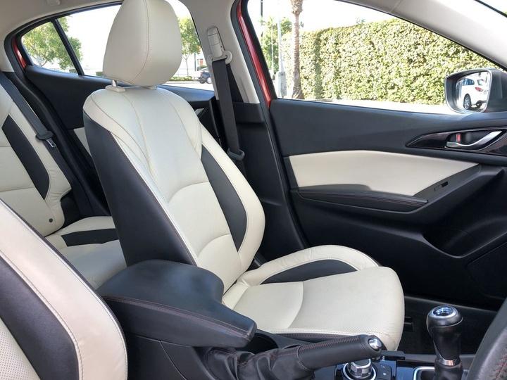 MAZDA 3 SP25 BM Series SP25 Astina Hatchback 5dr SKYACTIV-MT 6sp 2.5i [Nov]