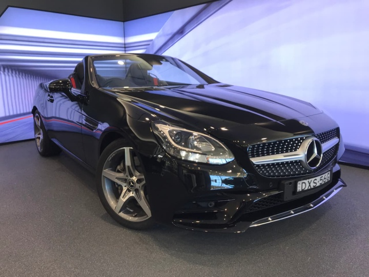 MERCEDES-BENZ SLC200  R172 Roadster 2dr 9G-TRONIC 9sp 2.0T