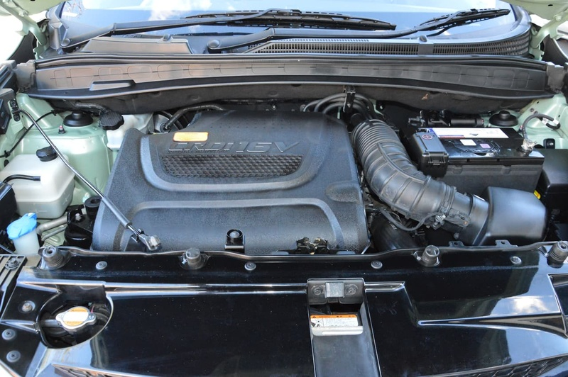 HYUNDAI IX35 Highlander LM Highlander Wagon 5dr Spts Auto 6sp AWD 2.0DT [MY11]