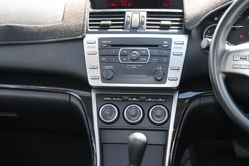 MAZDA 6 Classic GH Series 1 Classic Hatchback 5dr Spts Auto 5sp 2.5i [Feb]