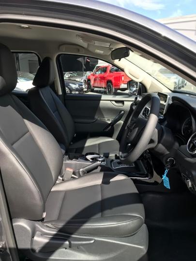 MERCEDES-BENZ X-CLASS X250d 470 X250d Pure Utility Dual Cab 4dr Spts Auto 7sp 4MATIC 2.3DTT