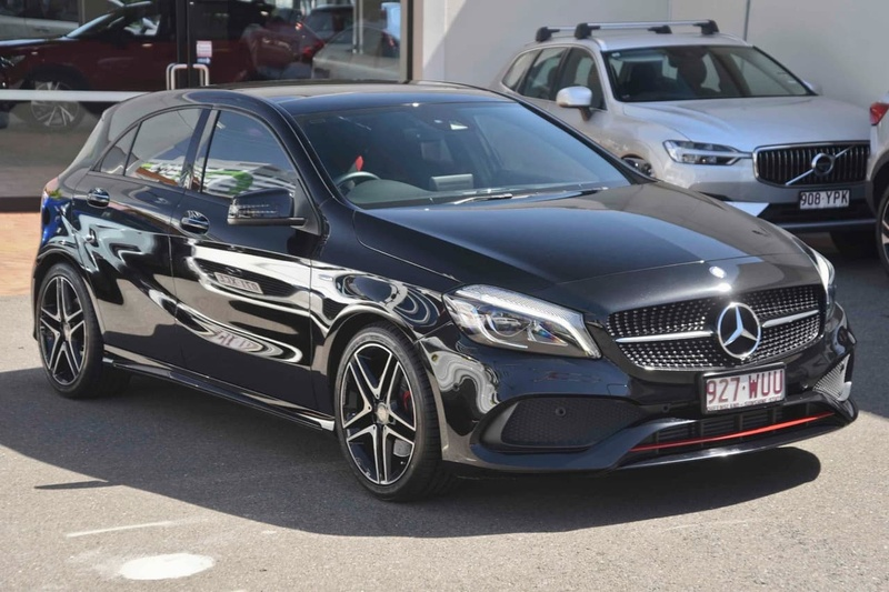 MERCEDES-BENZ A250 Sport W176 Sport Hatchback 5dr D-CT 7sp 4MATIC 2.0T