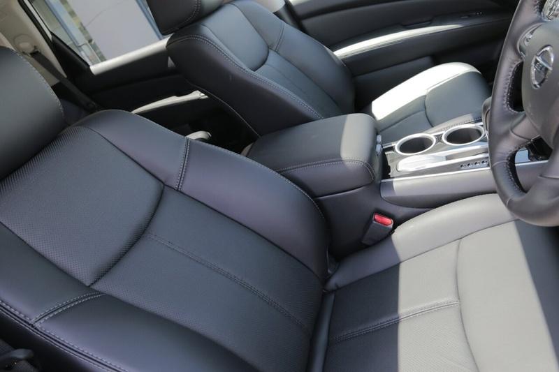 NISSAN PATHFINDER Ti R52 Series II Ti Wagon 7st 5dr X-tronic 1sp 2WD 3.5i [MY17]