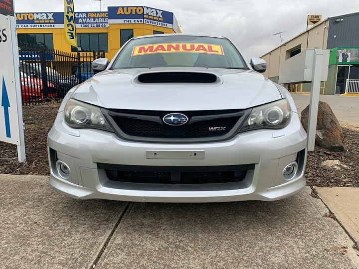 SUBARU IMPREZA WRX G3 WRX. Sedan 4dr Man 5sp AWD 2.5T [MY11]