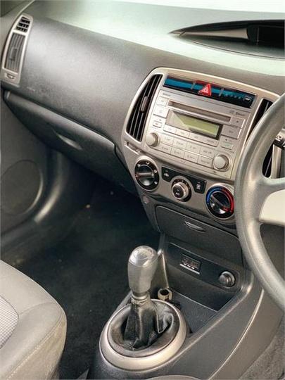 HYUNDAI I20 Active PB Active Hatchback 3dr Man 6sp 1.4i [MY13]