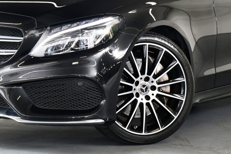 MERCEDES-BENZ C250  S205 Estate 5dr 9G-TRONIC 9sp 2.0T [Jan]