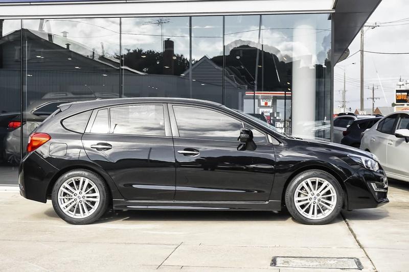 SUBARU IMPREZA 2.0i-S G4 2.0i-S. Hatchback 5dr Lineartronic 6sp AWD [MY16]